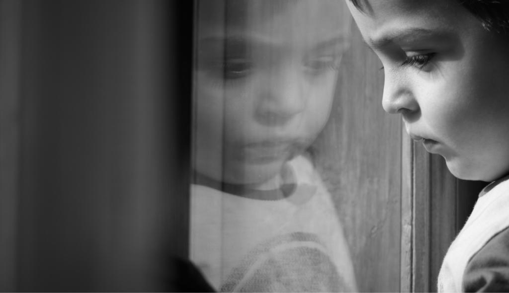abused kid